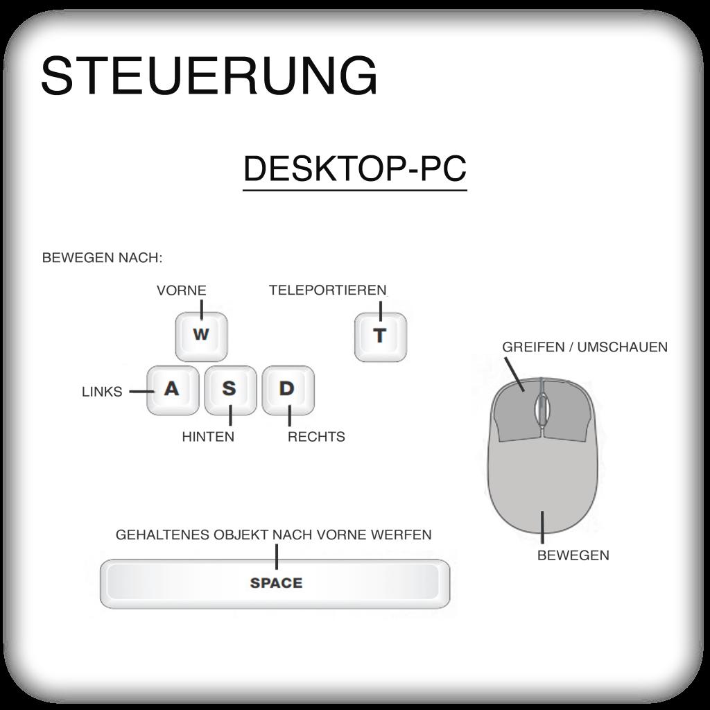Desctop-Controls