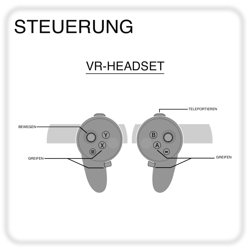 VR-Controls